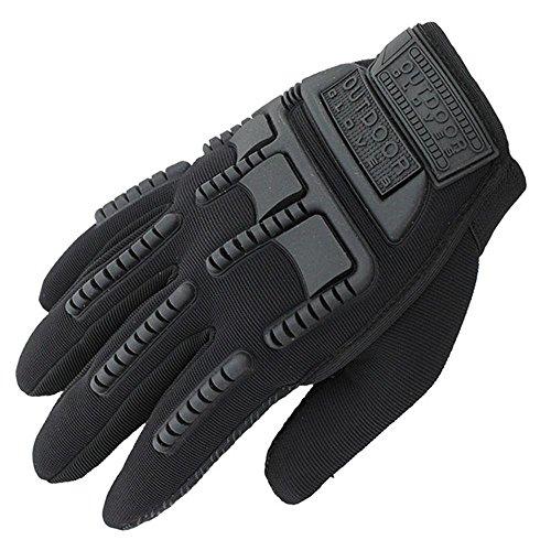 Four Seasons alle auf Outdoor-Sport-Handschuhe taktische Schutz Mechaniker mechanisches Werkzeug Reiten , (Kostüm Mechaniker Kind)
