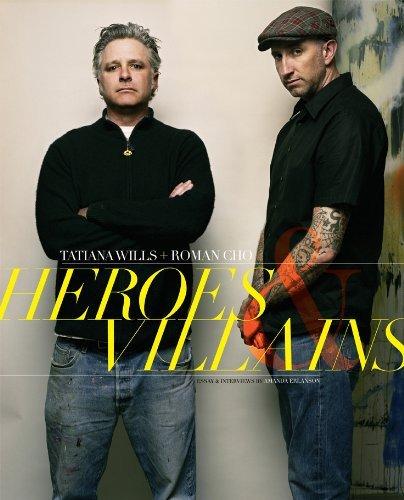 Heroes & Villains by Roman Cho (2011-06-24)
