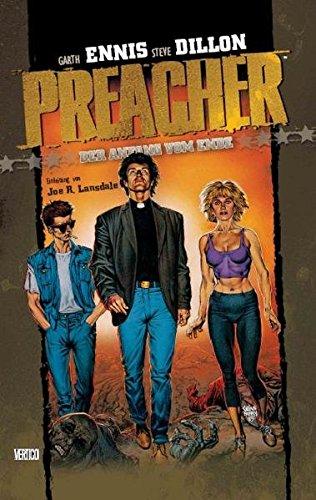 Preacher, Bd. 1: Der Anfang vom Ende (Erwachsene Für Comics)