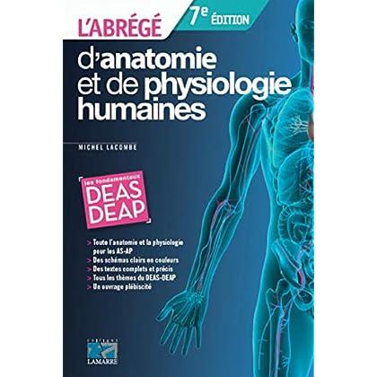 L'abrégé d'anatomie et de physiologie humaines: Les fondamentaux DEAS - DEAP.