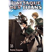 L'Attaque des Titans T18