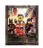 Lampada in legno Lego movie - Best Reviews Guide