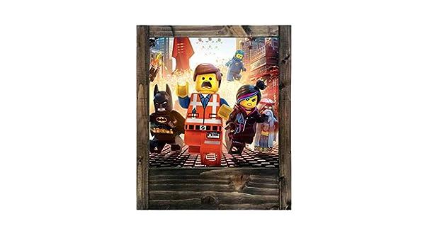 Lampada Lego Batman : Lampe aus holz lego movie amazon beleuchtung