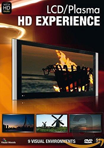 LCD/Plasma HD Experience: 9 visual environments Hd Plasma