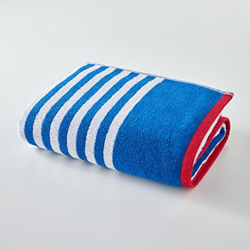 scenario-striped-bath-sheet-500-g-m-blue-size-70