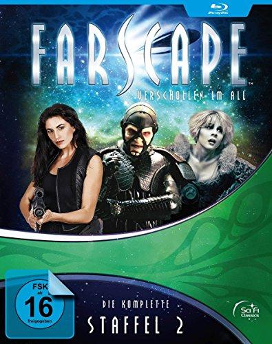 Bild von Farscape - Verschollen im All - Staffel 2 [Blu-ray]