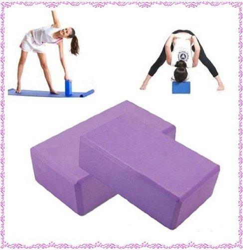 2-x-brique-bloc-de-yoga-gymnastique-mousse-lgre-exercices-relaxation-neuf-uk