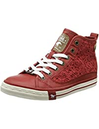 bbc9858fa1c30a Mustang Women s s 1146-507-5 Hi-Top Trainers