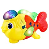 DealBindaas Moving Fish Projector Light ...