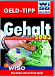 WISO Geld Tipp Gehalt 2003 Bild
