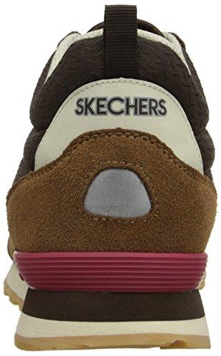 Skechers Og 85, Baskets Basses Homme Marron - Braun (BRCT)