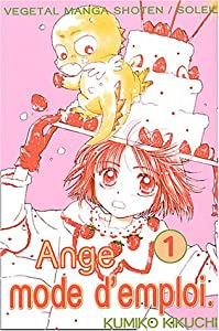 Ange Mode D'emploi Edition simple Tome 1