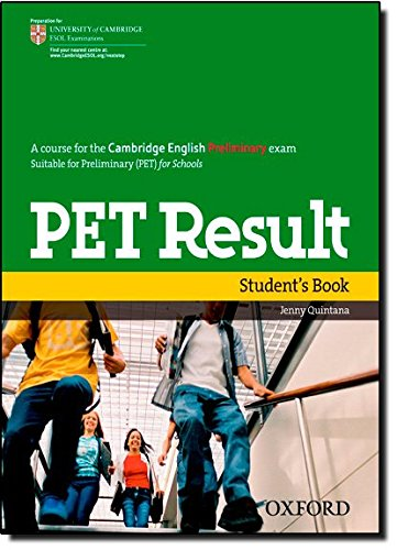 PET Result. Intermediate. Student's Book (Preliminary English Test (Pet) Result)