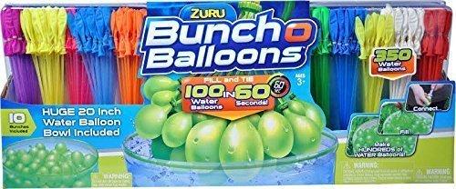 Zuru Bunch o Balloons 350 Wasserballons Bunch O Ballons 100