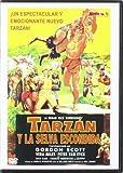 Tarzan Y La Selva Escondida [Import espagnol]