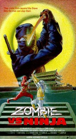 Zombie vs. Ninja [VHS]