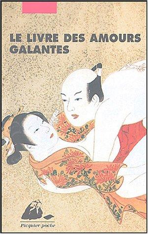 Le livre des amours galantes par Ryûtei Tanehiko