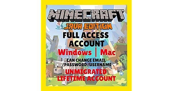 Minecraft: Premium Java Edition (Windows, Mac): Amazon in: Video Games