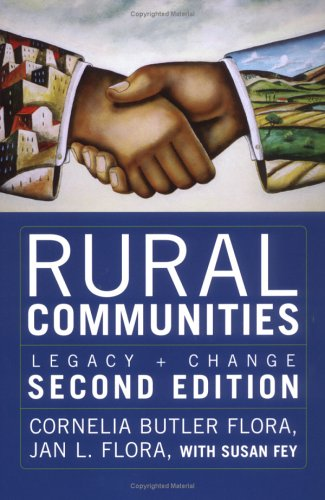 Rural Communities: Legacy and Change