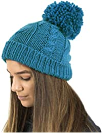 974018644c1 Amazon.co.uk  Turquoise - Hats   Caps   Accessories  Clothing