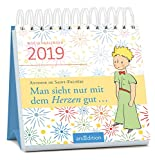 Man sieht nur mit dem Herzen gut 2019: Miniwochenkalender