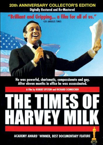 The Times Of Harvey Milk [1984] [DVD] by Rob Epstein