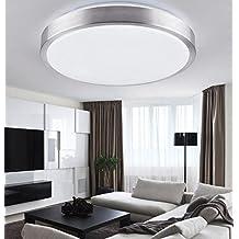 Iluminación de techo- Moderna puerta del balcón pasillo recibidor pasillo de techo LED --Techo de casa caliente ( Tamaño : 28cm )