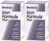 (2 Pack) - HealthAid - Iron Formula Plus | 100