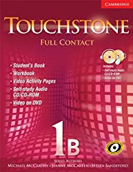 Touchstone 1B Full Contact (with NTSC DVD): No. 1B