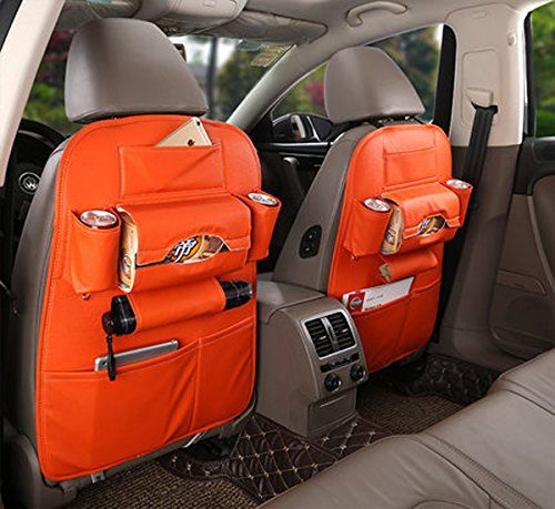 unitendo-backseat-car-organizer-set-luxurious-design-top-grade-pu-leather-1-pair-orange