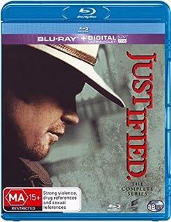Justified: The Complete Series [Blu-ray] (B0119CGVKU) | Amazon price tracker / tracking, Amazon price history charts, Amazon price watches, Amazon price drop alerts