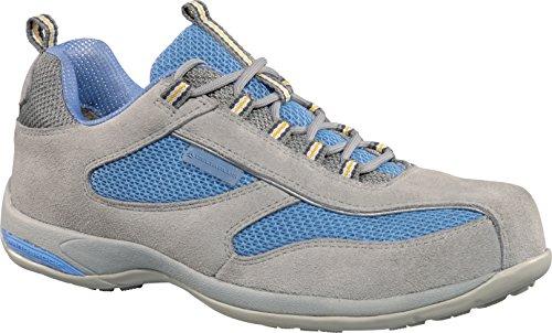 Panoply - Chaussures de sécurité femmes ANTIBES S1 src Gris