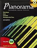 pianorama vol 3a cd piano