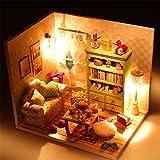 Generic Diy Dream House Wood Dollhouse M...