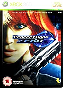 Perfect Dark Zero Limited Collector's Edition (Xbox 360) [import anglais]