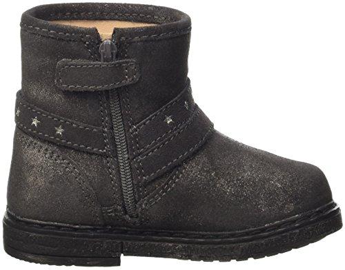 Geox B Glimmer A, Chaussures Marche Bébé Fille Grau (DK GREYC9002)