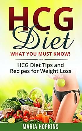 hcg diet gourmet cookbook pdf