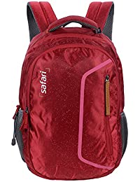Safari 31 Ltrs Wine Casual Backpack (SPECKLES19SBWIN)
