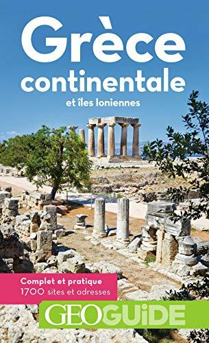 Guide Grece Continentale par Vincent Noyoux