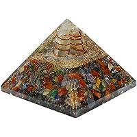 HARMONIZE Multistone Orgon Pyramide Kreuz Symbol Spiritual Reiki Kristall-Energie-Generator preisvergleich bei billige-tabletten.eu
