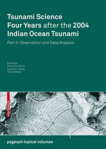 (Tsunami Science Four Years After the 2004 Indian Ocean Tsunami: Part II: Observation and Data Analysis) By Cummins, Phil R. (Author) Paperback on (05 , 2009) par Phil R. Cummins