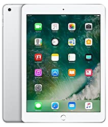 Apple MP2J2HN/A iPad Tablet (9.7 inch, 128GB, Wi-Fi), Silver
