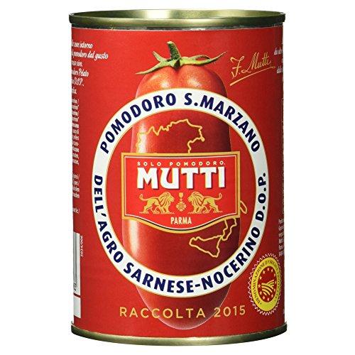Mutti Pomodoro Tomaten geschält, 400g