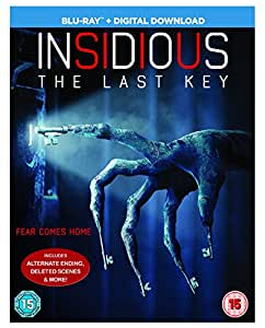 Insidious: The Last Key [Blu-ray] [2018]