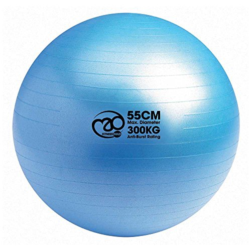 Fitness Mad 300Kg Anti Burst Swiss Ball 55cm