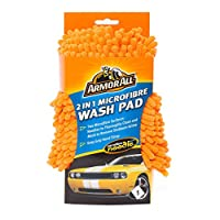 Armorall 2 In 1 Microfibre Wash Pad, 1 Pc