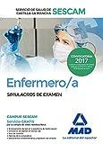 Enfermero/a del Servicio de Salud de Castilla-La Mancha (SESCAM). Simulacro de examen