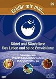 Erklär mir mal... Vögel und Säugetiere - Das Leben und seine Entwicklung (Biologie) [DVD-Videobook]