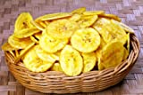 #8: Worth2Deal Kerala Special Banana Chips (Coconut Oil Fried) 1000 Grams - Organic Plantain(Banana) ,Not Using Re-Used Oil - Export Quality