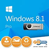 MS Microsoft Windows 8.1 Pro Original 1PC 64-Bit + 8GB Daten-USB-Stick